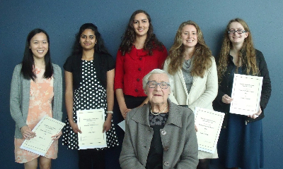 Dame Jocelyn Fish and awardees-380